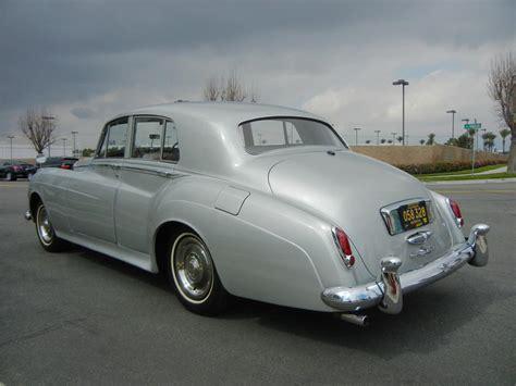 bentley sedan 1959 bentley s type 4 door sedan 138418