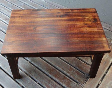 How To Repair Cherry Wood Furniture by Restore Or Repair Wood Furniture Home Maintenance