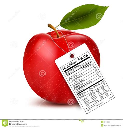 apple calories apple food label pictures to pin on pinterest pinsdaddy