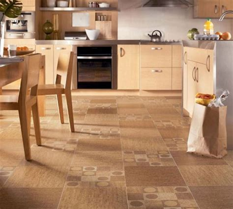 cork floors in kitchen kitchen flooring ideas tdl articles