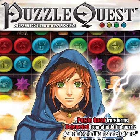 puzzle quest challenge of the warlords puzzle quest challenge of the warlords apk iso psp