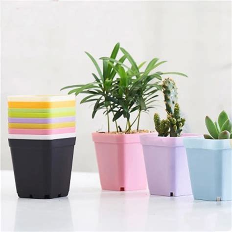 Planters On Sale by Sale Plastic Flower Pot Square Pots For Colors For