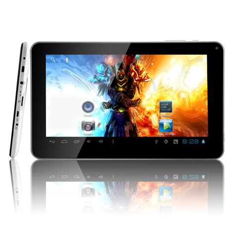 Android Ram 512 hextab 9 inch android 4 0 tablet 1 2ghz 512mb ram 8gb