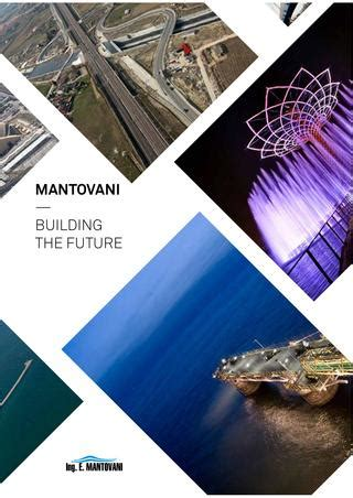 impresa mantovani spa mantovani building the future eng by nordestmedia issuu
