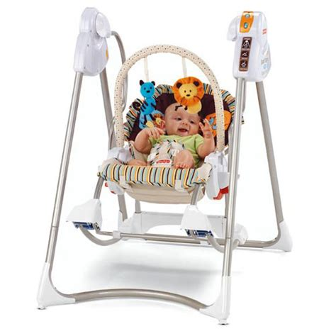 This Toddler Device Provides A Swing Infant Seat And