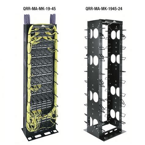 Photo Clips Wire middle atlantic mk series 19 quot cable management racks