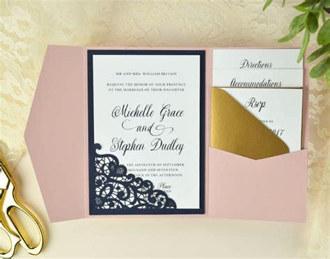 Cards Pockets Design Idea Blog Diy  Ee  Wedding Ee   Invitation