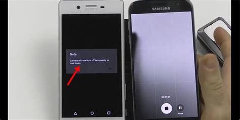 Kamera External Sony Xperia rawan kepanasan kamera sony xperia x mati saat lama