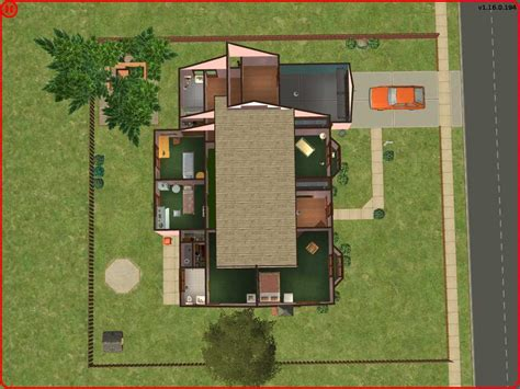 simpson house plan simpsons house ground plan home design and style