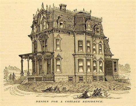 1879 print victorian house architectural design floor 1878 print house cottage architectural design floor plans