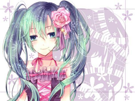 Wallpaper: Vocaloid & Original 16   Randomness Thing