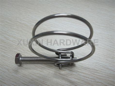 Hose Cl Klam Selang 1 wire stainless steel cl hose cl pipe clip wire cliphose cl pipe
