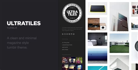 themes tumblr professional 45 premium tumblr themes collection for professional bloggers