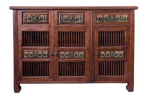 teak furniture singapore sukarto 3 panel shoe cabinet leyon collections teak