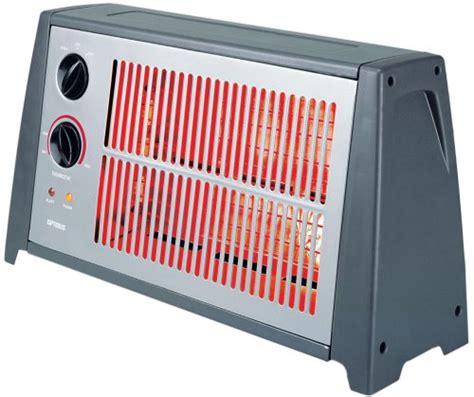 fan heaters for sale best buy optimus h 2222 portable fan forced radiant heater