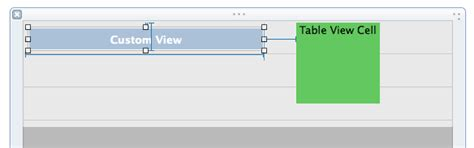 auto layout cocoa animation objective c nstextfield and auto layout in nstableview