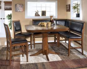 nook dining table full