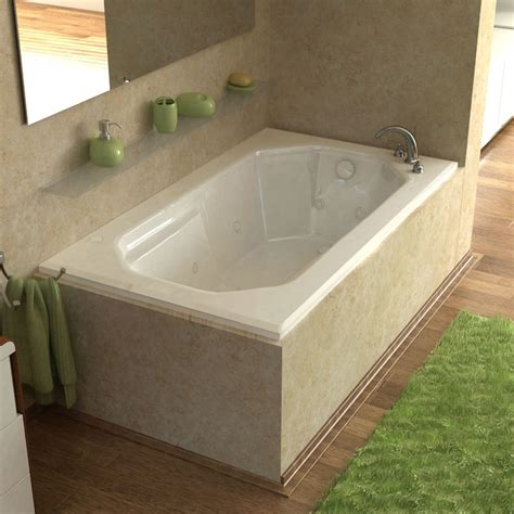 venzi irma 36x60 rectangular air whirlpool jetted