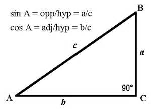 right triangle angle and side calculator