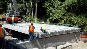 precast concrete products bellingham marine