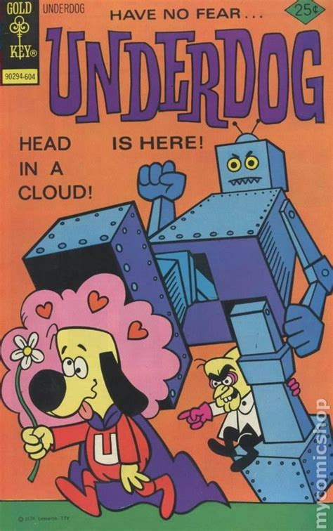 q the story of an underdog books underdog comic books issue 6