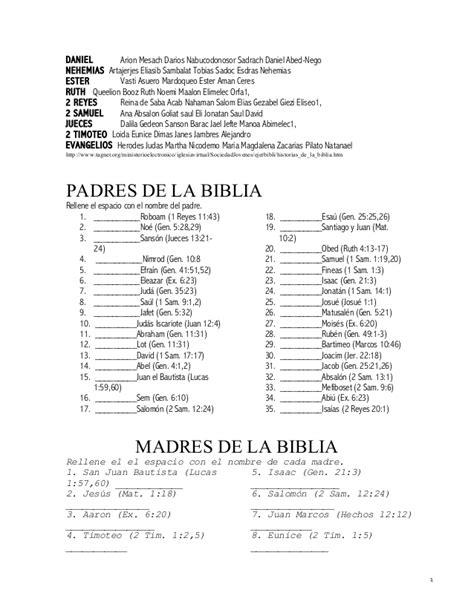 preguntas biblicas del libro de hechos ejercicios biblicos i