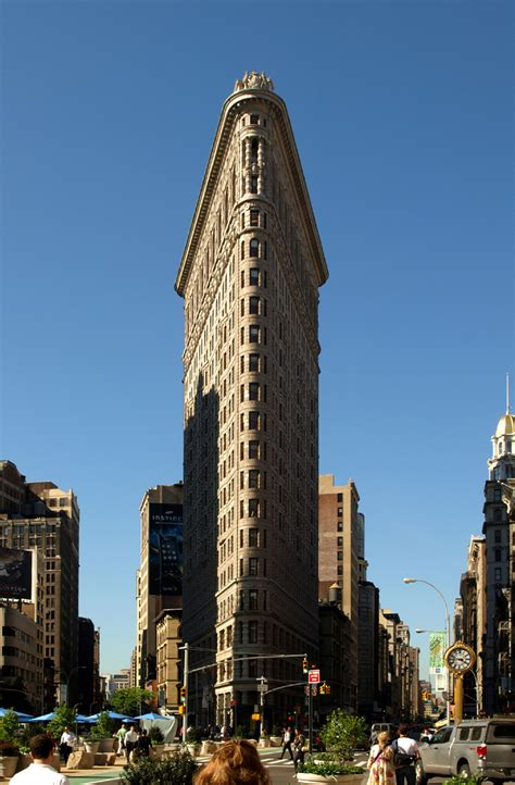 flatiron building  skyscraper center