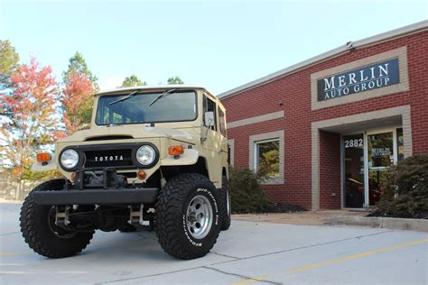 toyota cruiser lifted used 1969 toyota fj40 cruiser toyota beige manual lifted