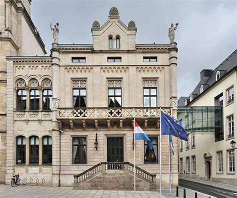 chambre des d 233 put 233 s luxemburg