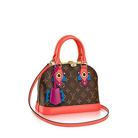 Louis Vuitton Alma Limited Edition Totem Monogram 4in1 nuove borse louis vuitton 2016 linea totem trendy