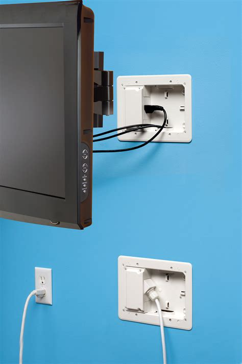 low voltage wiring box arlington tvl2508k product information