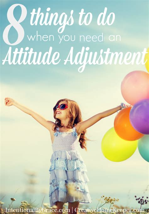 home attitude everything you need to to make your home smart books 8 things to do when you need an attitude adjustment