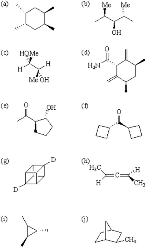 Organic Chemistry Retrosynthesis Practice Problems by Sparknotes Organic Chemistry Enantiomers And