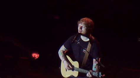 ed sheeran bangkok ed sheeran live in bangkok 2017 perfect youtube