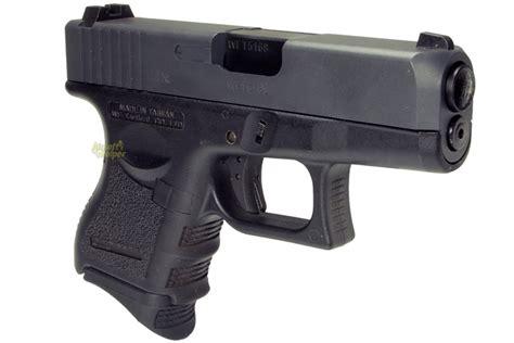 Airsoft Gun Glock 27 we glock 27 gbb pistols at airsoft helper popular airsoft