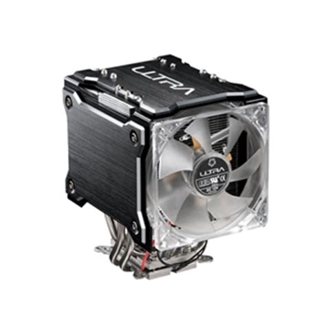 ultra box fan buy the ultra chilltec black overclocking cpu cooler at