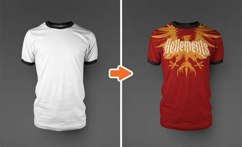 shirt mockup templates photoshop ringer t shirt mockup templates pack