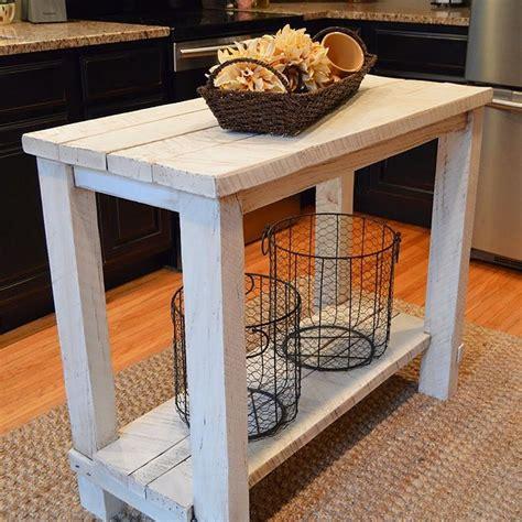 rustic reclaimed wood kitchen island table islands