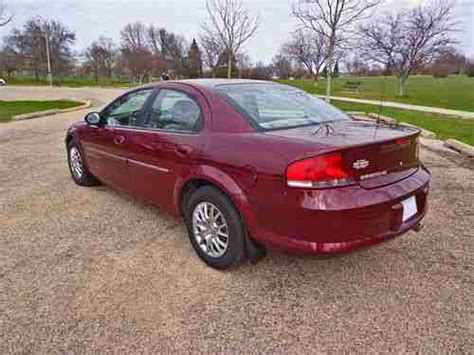 2001 Chrysler Sebring Engine For Sale by Sell Used 2001 Chrysler Sebring Lx 2 4l 4 Cyl 4 Speed
