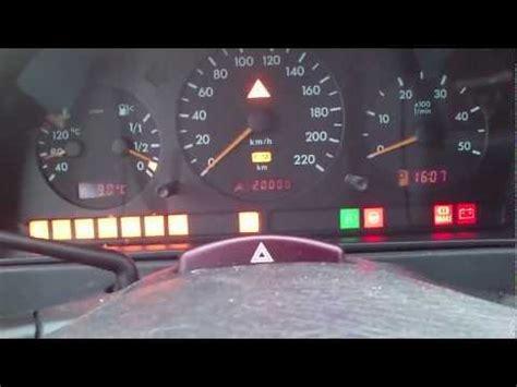 mercedes indicator lights kasowanie inspekcji mercedes ml w163 service indicator