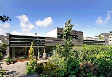 Landscape Architecture Uri Landscape Villas Netherlands Property E Architect