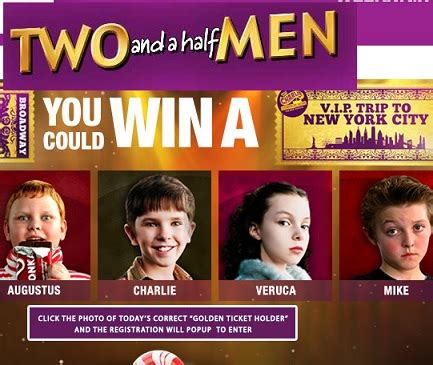 Two And A Half Men Sweepstakes - two and a half men win like charlie sweepstakes sweeps maniac