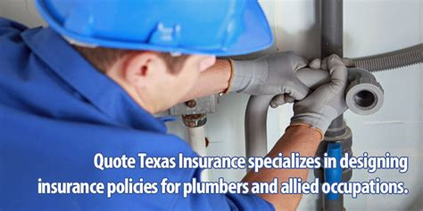 insurance for plumbers in