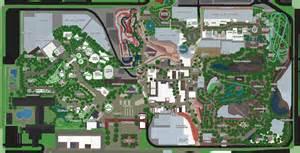 idea knott s berry farm idealized resort w map