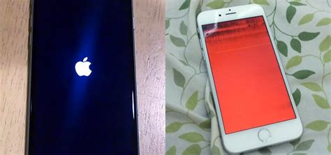 iphone 5s color change how to fix iphone stuck on black blue screen