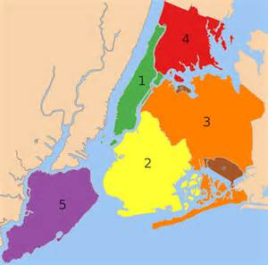 Map Of New York City Boroughs by File 5 Boroughs Labels New York City Map Svg Wikipedia