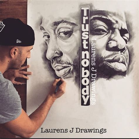 Laurens J Drawings laurens j drawings on quot laurensjdrawings tupac