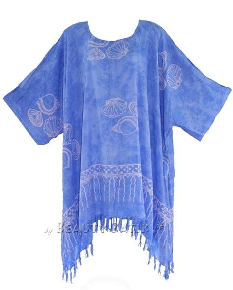 Blue Batik Tops blue batik blouse tunic top plus size 1x 2x 3x 4x 22 24 ebay