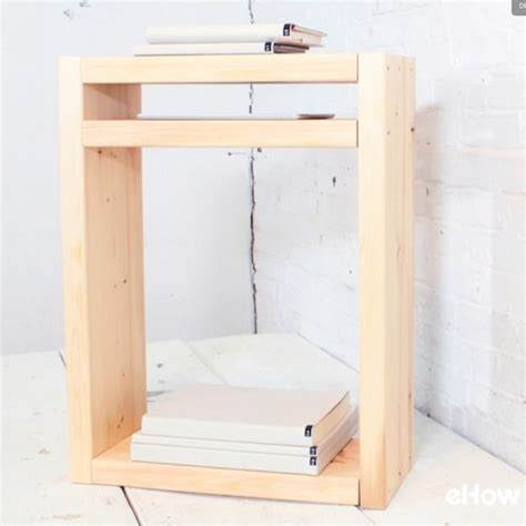 How To Make A Nightstand by How To Make A Modern Nightstand Nightstands Woodworking