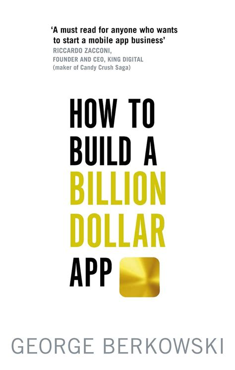 How Build A Billion Dollar managementnext selection of exciting books management next